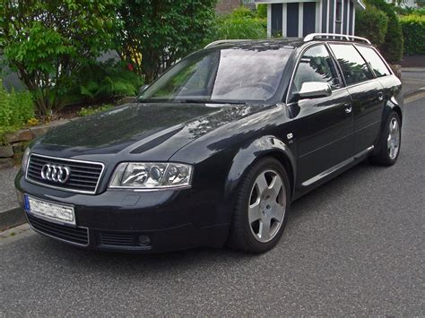 2003 Audi A6 Owners Manual