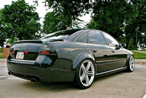 2003 Audi RS6 Owners Manual