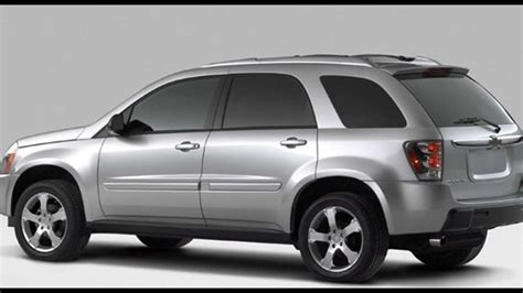 2003 Chevrolet Equinox Owners Manual
