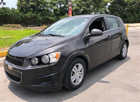 2003 Chevrolet Sonic Owners Manual