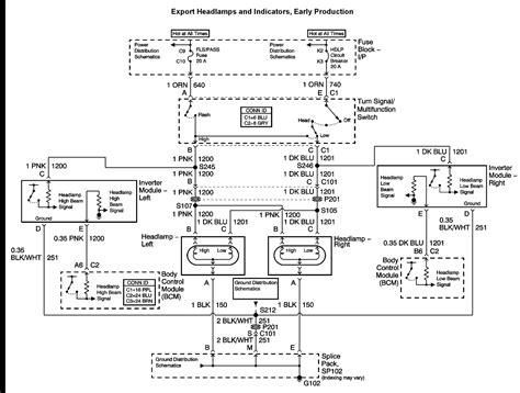 2003 Chevy Cavalier Headlight Wiring Diagram (Free ePUB/PDF)