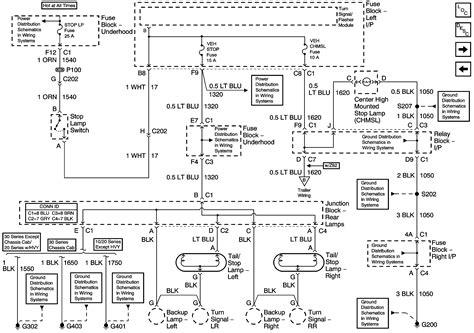2003 Chevy Truck Wiring Diagrams Automotive Pdf Epub Ebook