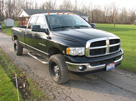 2003 Dodge Ram 3500 Owners Manual