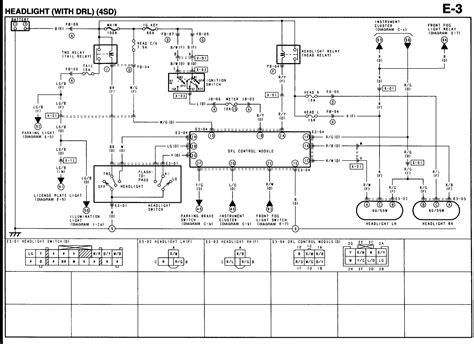 2003 Mazda Protege5 Wiring Diagram Pdf Epub Ebook