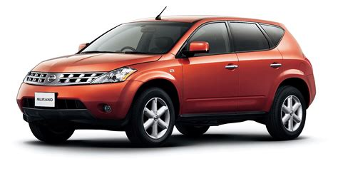 2003 Nissan Murano Owners Manual