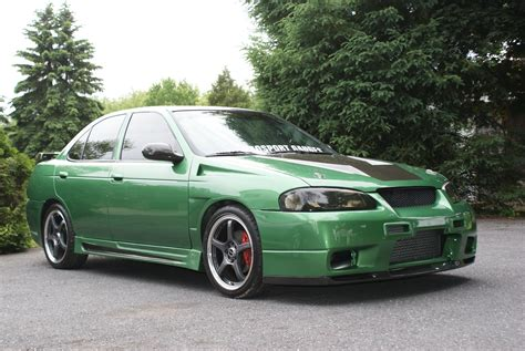 2003 Nissan Sentra Owners Manual