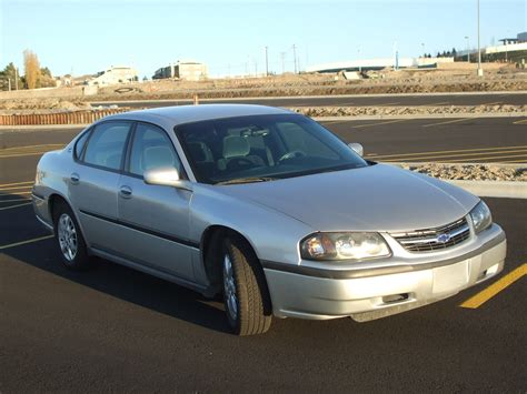 2003 Chevrolet Caprice Owners Manual