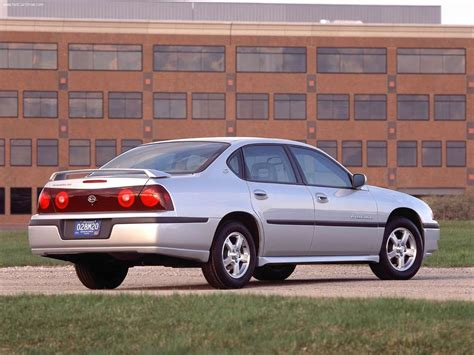 2003 Chevrolet Impala Owners Manual