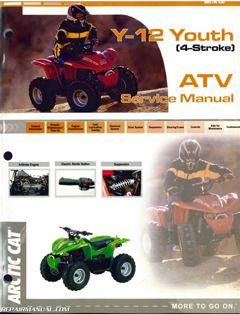 2004 Arctic Cat Service Manual Free (ePUB/PDF) Free