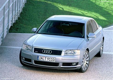 2004 Audi A8 Owners Manual
