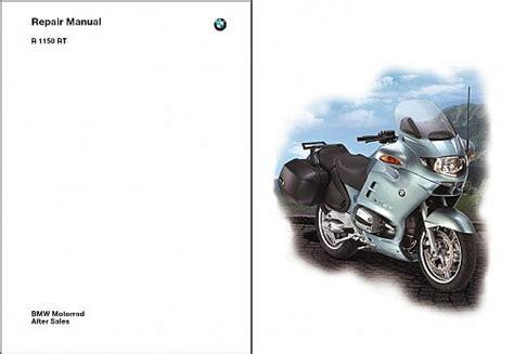 2004 bmw r1150rt manual free