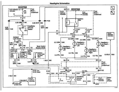 2004 Chevy Silverado Wiring Diagram (ePUB/PDF) Free