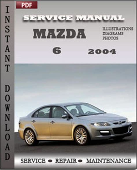 Pleasant 2004 Mazda 6 Maintenance Manual Epub Pdf Wiring 101 Cranwise Assnl