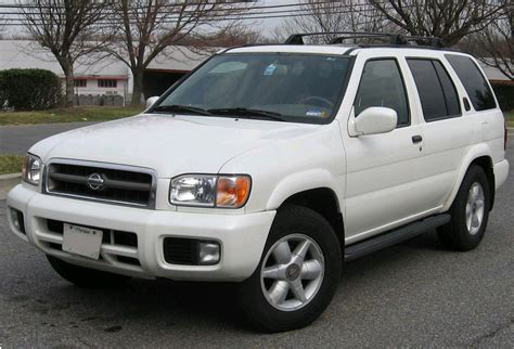 2004 Nissan Pathfinder Owners Manual