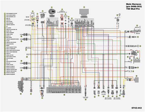2004 yamaha yfz 450 wiring diagram schematic