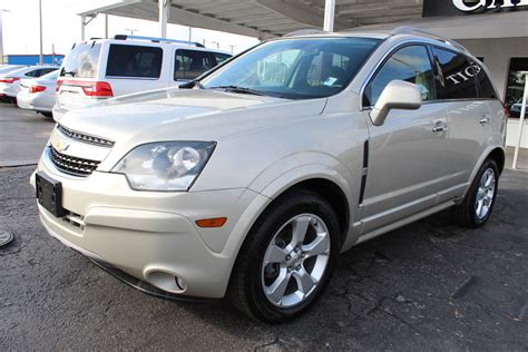 2004 Chevrolet Captiva Sport Owners Manual