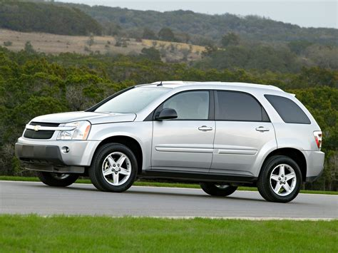 2004 Chevrolet Equinox Owners Manual