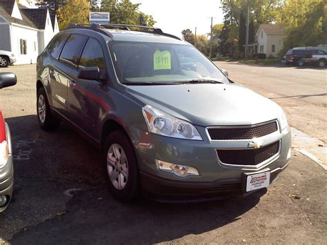 2004 Chevrolet Traverse Owners Manual