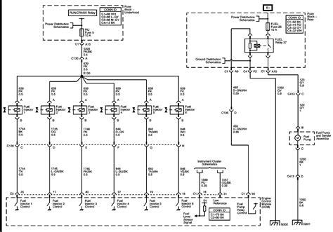 chevy bu radio wiring diagram images 2004 2007 chevrolet bu vehicle wiring chart and diagram