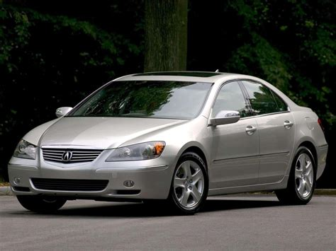 2005 Acura RL Owners Manual