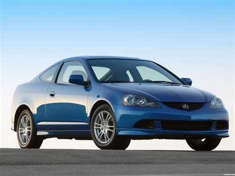 2005 Acura RSX Owners Manual