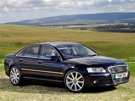 2005 Audi A8 Owners Manual