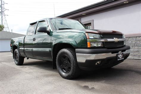 2005 Chevrolet Silverado 1500 Z71 Owners Manual