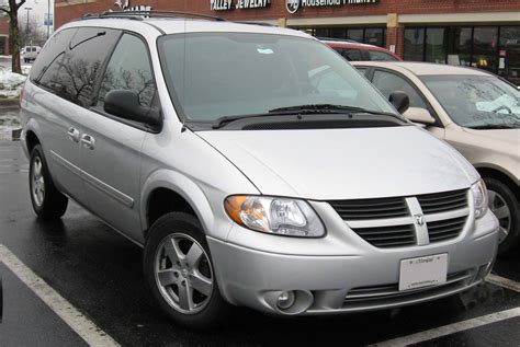 2005 Dodge Grand Caravan Owners Manual