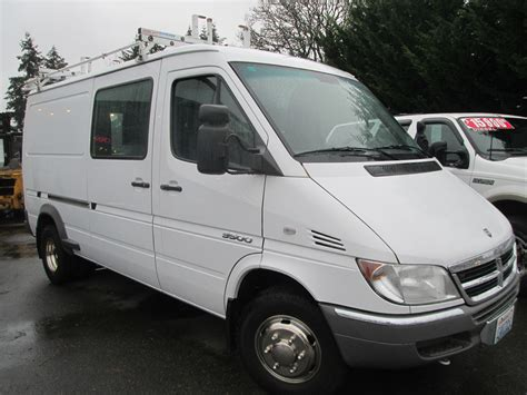 2005 Dodge Sprinter Owners Manual