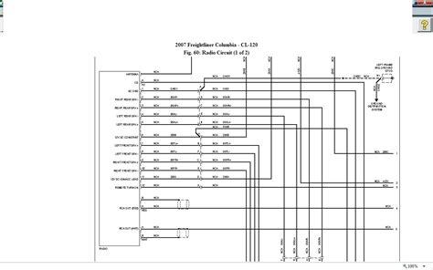 2005 Freightliner Radio Wiring Diagram Pdf Epub Ebook
