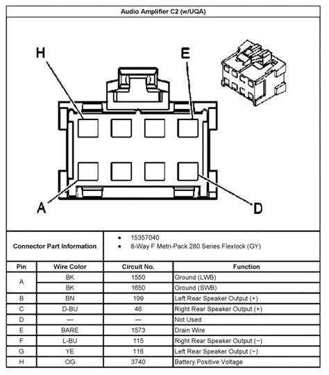 gm wiring diagrams for dummies 2005 gm bose amp wiring diagram  2005 gm bose amp wiring diagram