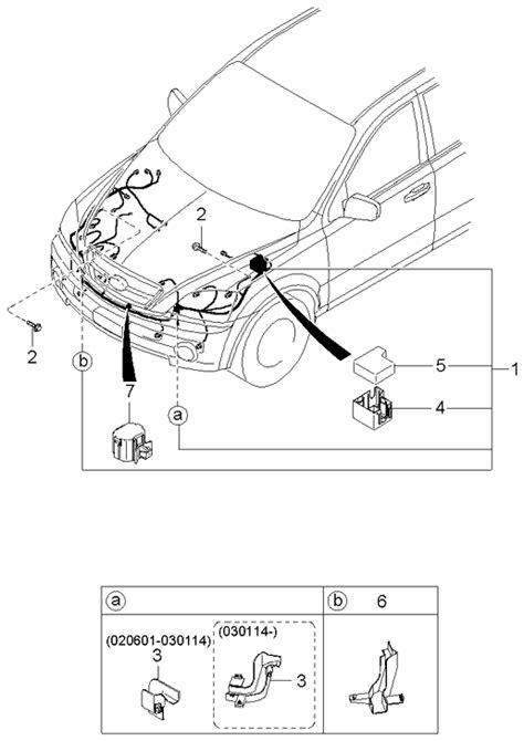 Kia Sorento Wiring Diagram Pdf - Wiring Diagrams Folder on
