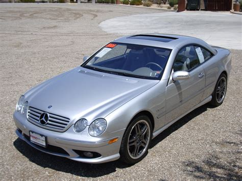 2005 Mercedes-Benz CL-Class Owners Manual