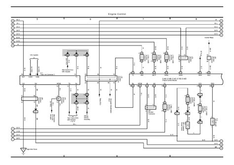 2005 Toyota Sienna Wiring Diagram (ePUB/PDF)