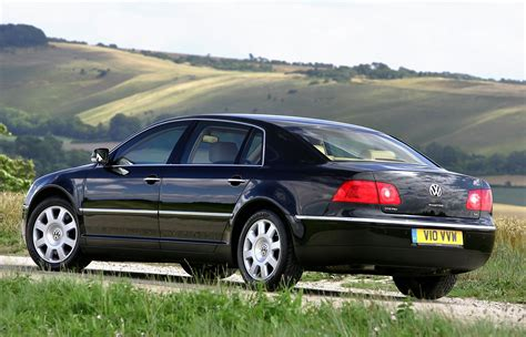 2005 Volkswagen Phaeton Owners Manual