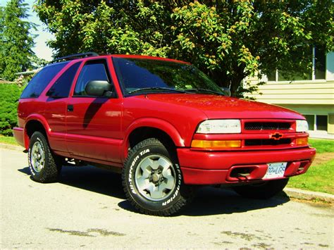 2005 Chevrolet Blazer Owners Manual