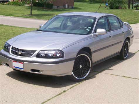 2005 Chevrolet Impala Limited Owners Manual