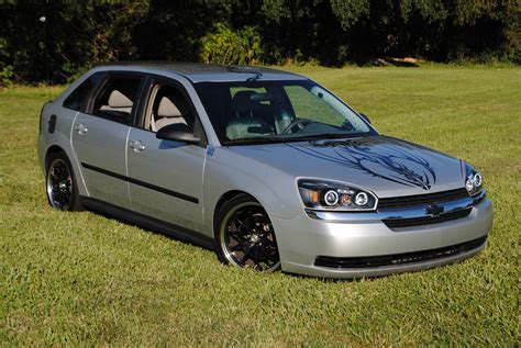 2005 Chevrolet Malibu Maxx Owners Manual