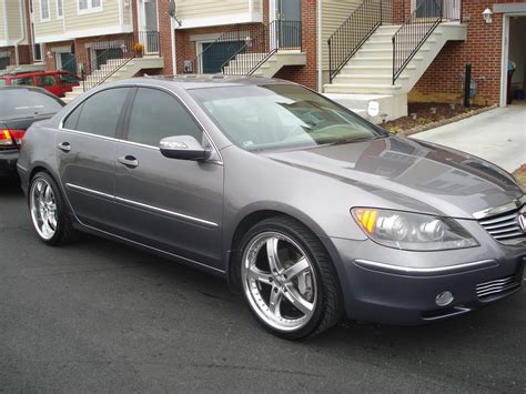 2006 Acura RL Owners Manual