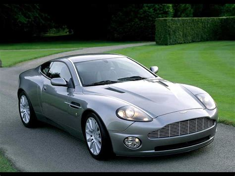 2006 Aston Martin V12 Vanquish Owners Manual