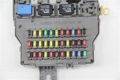 2006 mdx fuse box