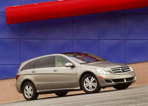 2006 Mercedes-Benz R-Class Owners Manual