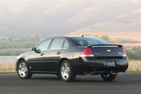 2006 Chevrolet Impala Limited Owners Manual