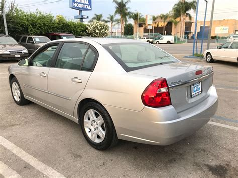 2006 Chevrolet Malibu Owners Manual