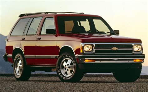 2006 Chevrolet S-10 Blazer Owners Manual