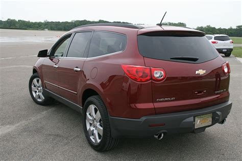 2006 Chevrolet Traverse Owners Manual