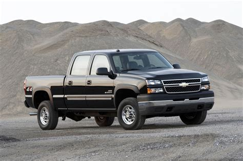 2007 Chevrolet Silverado 2500HD Classic Owners Manual