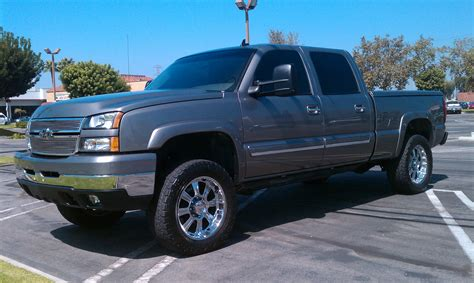 2007 Chevy Silverado 2500HD Classic Owners Manual