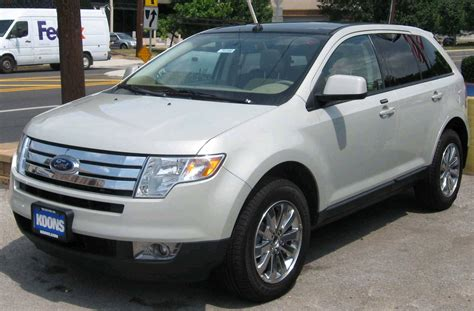 2007 Ford Edge Owners Manual