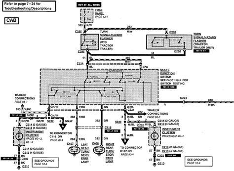 2007 ford f650 wiring diagram